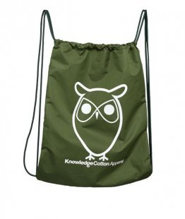 Knowledge Cotton Apparel Gym Bag Greener Pastures