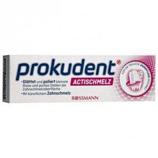 Prokudent Actischmelz Zahncreme 1.32 EUR/100 ml