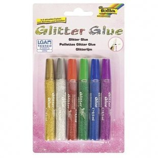 Folia - Glitter Glue