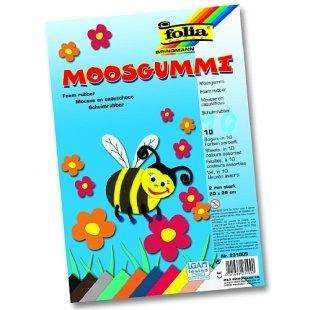 Folia Bringmann - Moosgummi