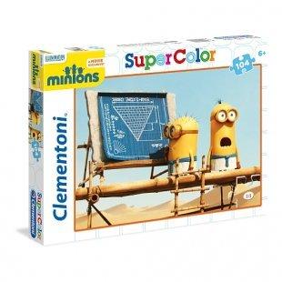 Clementoni - Puzzle: Minions, 104 Teile