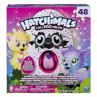 Hatchimals - CollEGGtibles: Überraschungspuzzle