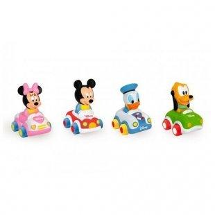 Clementoni - Disney Freunde: weiche Autos, sortiert