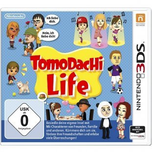 3DS - Tomodachi Life