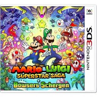 3DS - Mario & Luigi: Superstar Saga + Bowsers Schergen