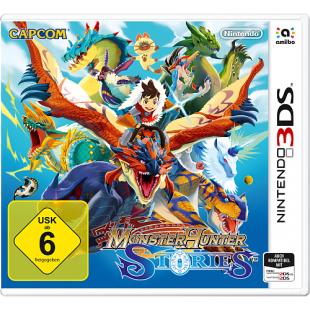 3DS - Monster Hunter Stories