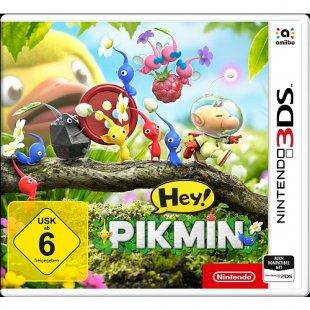 3DS - Hey! PIKMIN