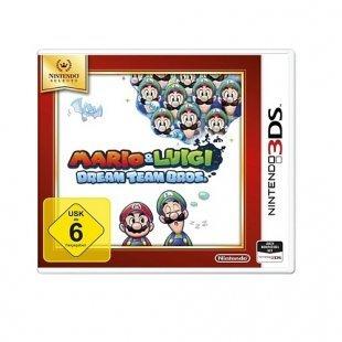 3DS - Mario & Luigi, Dream Team Bros.