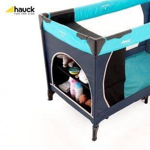 Hauck - Regal für Reisebett, Schwarz