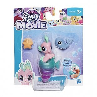 My Little Pony - Freundschaft ist Magie: Muschel-Seeponyfreunde, sortiert