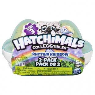 Hatchimals - CollEGGtibles: 2er Pack Eierkarton Serie 3, sortiert