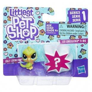 Littlest Pet Shop - Mini-Tierpärchen, sortiert