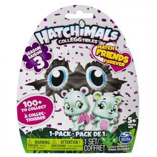 Hatchimals - CollEGGtibles: 1er-Pack Serie 3, sortiert