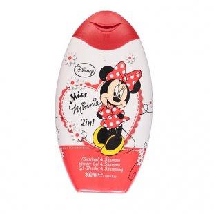 Minnie Mouse - 2in1 Duschgel & Shampoo 300ml