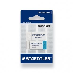 Staedtler - Rasoplast Radierer, 2-tlg.