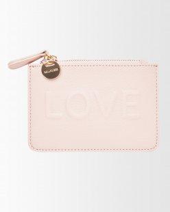 Portemonnaie mit LOVE-Statement