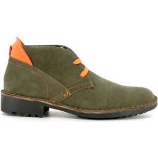 Gaudi Herrenstiefel V62-65000 Ankle Man Verde