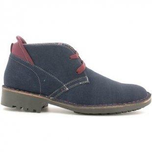 Gaudi Herrenstiefel V62-65000 Ankle Man Blau