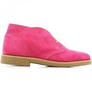 Grace Shoes Turnschuhe 1001 Ankle Frauen Violett