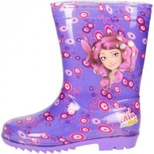 Dessins Animés Gummistiefel für Kinder MEP9476 Stiefel Mädchen Violett