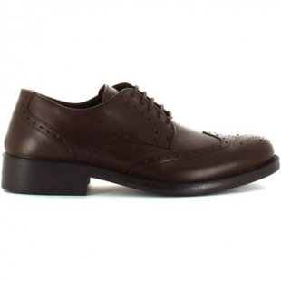 Enval Herrenschuhe 2905 Lace-up heels Man Braun