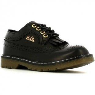 Lulu´ Herrenschuhe Lulu´ LL130005S Lace-up heels Kind Schwarz