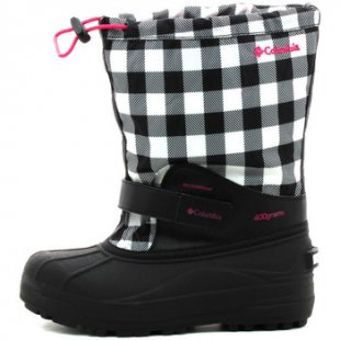 Columbia Moonboots Youth Powderbug