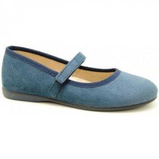 V-n Ballerinas 160 - Azul marino
