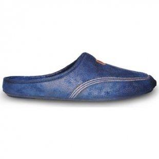 Norteñas Hausschuhe 4012978 - Azul marino