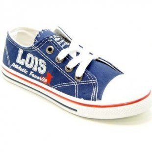 Lois Kinderschuhe 83432 - Azul marino