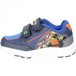 Turtles kinderschuhe TNT2R49 Niedrige Sneakers Boy Blau