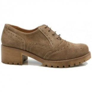 Wikers Damenschuhe 3501 - Marron