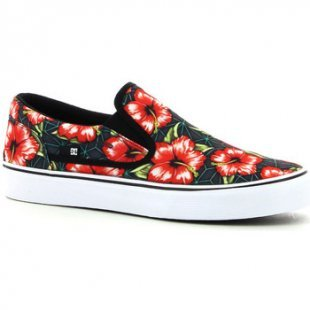 DC Shoes Herrenschuhe TRASE SLIP-ON TX