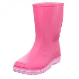 Beck Damenstiefel NV,pink
