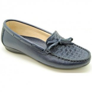 Mts- Different Damenschuhe M.T.S- DIFFERENT 383 - Azul marino