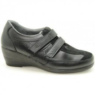Relax 4 You Damenschuhe bsw161029 - Negro