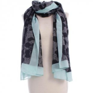 Pieces Schal LOC LONG SCARF