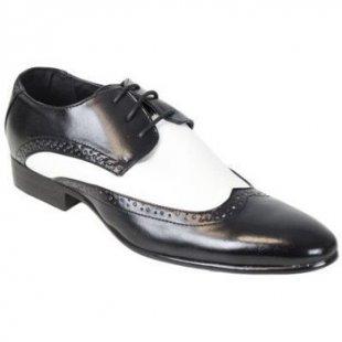 Kebello Schuhe Lederschuhe 726