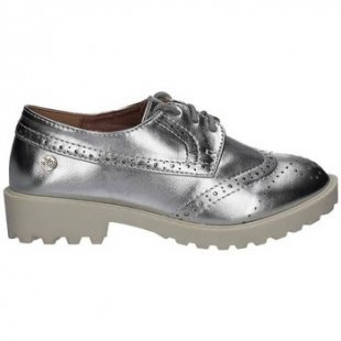 Xti Schuhe Kinder 54666 Lace-up heels Kind Grau