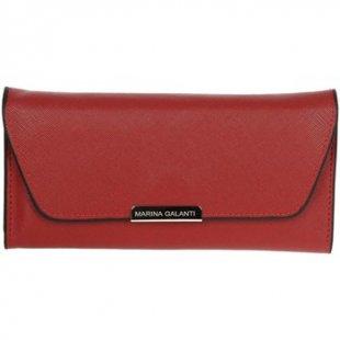 Marina Galanti Geldbeutel 20-003-1 Geldtasche Damen Rot