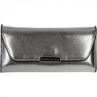 Marina Galanti Geldbeutel 20-003-1 Geldtasche Damen Silber