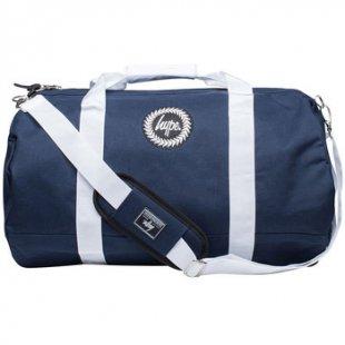 Hype Reisetasche Herren Badge Logo Reisetasche, Blau