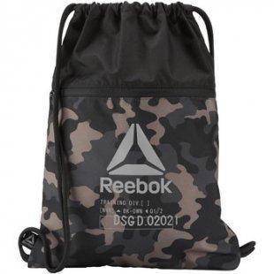 Reebok Sport Sporttasche ENH Drawstring Gymsack