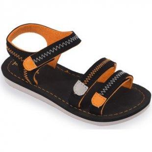 Isotoner Sandalen Jungen-Sandalen mit mehreren Riemen