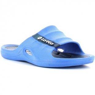 Lotto Pantoffeln R6296 Sandalen Man Blau