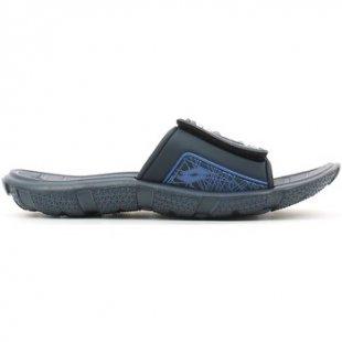 Lotto Pantoffeln S2129 Sandalen Man Blau
