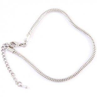 Blue Pearls Armbänder Armband 20 cm
