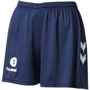 Hummel Shorts Campaign Lady