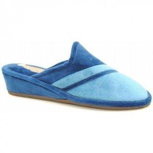 Vanity Hausschuhe 052 - Azul