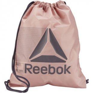 Reebok Sport Rucksack Drawstring Bag